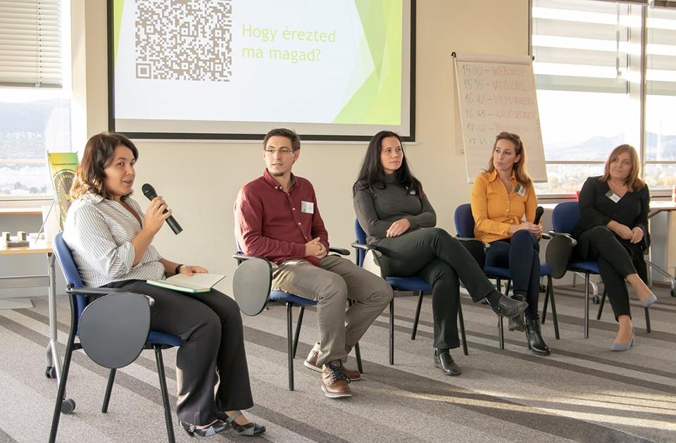 Virtuális asszisztens konferencia Budapest 2019. Panelbeszélgetés múltról, jelenről, jövőről.
