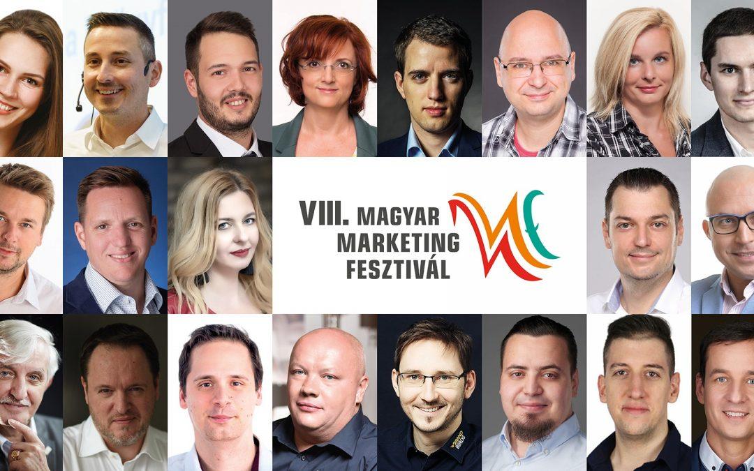 Virtuális asszisztensek a Magyar Marketing Fesztiválon!