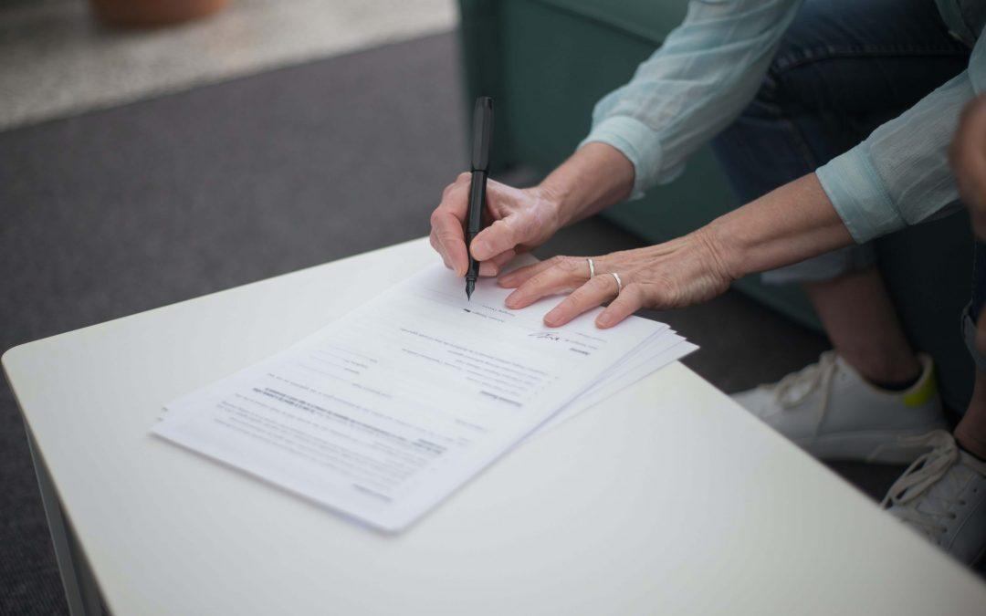 A legfontosabb tudnivalók az elektronikus aláírásról